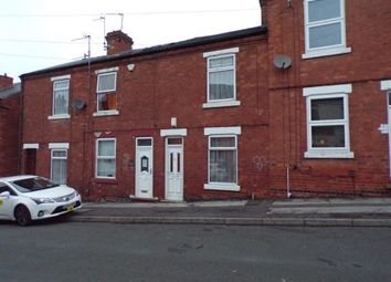 Thumbnail 2 bed terraced house for sale in Bancroft Street, Nottingham, Nottinghamshire