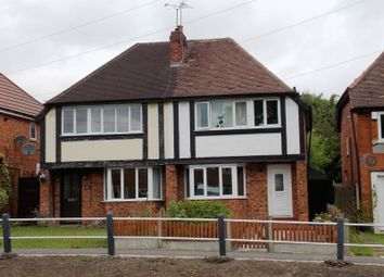 Thumbnail 3 bed semi-detached house for sale in The Green, Kings Norton, Birmingham