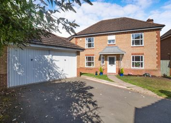 Thumbnail 4 bed detached house for sale in Nesfield Grove, Hampton-In-Arden, Solihull