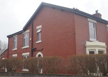 Thumbnail 3 bed end terrace house for sale in Preston Old Road, Blackburn
