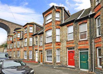 Thumbnail 2 bedroom maisonette for sale in Bradstone Road, Folkestone, Kent