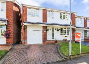 Thumbnail 4 bedroom detached house for sale in Pennine Way, Ashby-De-La-Zouch
