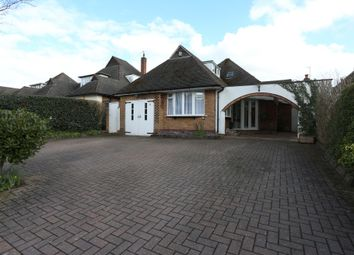 Thumbnail 4 bedroom detached bungalow to rent in Bennett Road, Sutton Coldfield