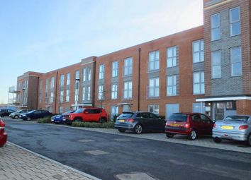 Thumbnail 1 bed flat for sale in Meridian Way, Southampton