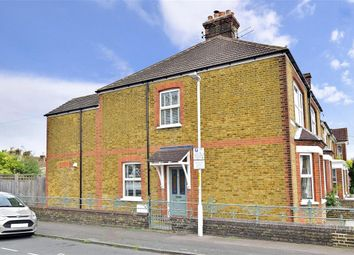 Thumbnail 3 bed end terrace house for sale in Norman Road, Faversham, Kent