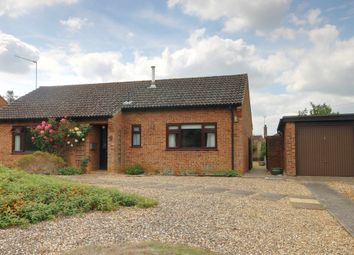Thumbnail 2 bed detached bungalow for sale in Hallfields, Shouldham, King's Lynn