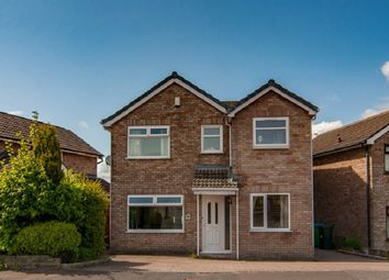 Thumbnail 5 bed detached house for sale in Elmsfield Avenue, Rochdale