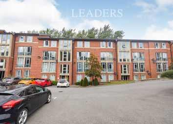 Thumbnail 2 bed flat to rent in Birchover House, Church Lane North, Derby