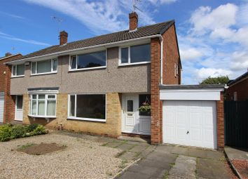 Thumbnail 3 bedroom semi-detached house to rent in Conyers Close, Darlington