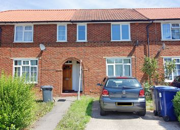 Thumbnail 2 bed terraced house to rent in Silkstream Road, Edgware