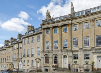 Thumbnail 3 bed flat for sale in Camden Crescent, Bath