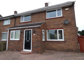Thumbnail 3 bed end terrace house for sale in Central Drive, Spennymoor