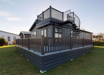 Thumbnail 3 bed lodge for sale in Hendra Croft, Newquay