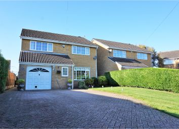 Thumbnail 4 bed detached house for sale in Somerton Drive, Hatfield Woodhouse, Doncaster