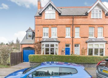 Thumbnail 5 bed semi-detached house for sale in Kingscote Road, Edgbaston, Birmingham