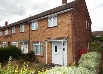 Thumbnail 2 bed end terrace house for sale in Rodney Close, Luton, Bedfordshire, England