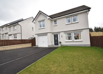 Thumbnail 4 bedroom detached house for sale in Lily Bank, Slackbuie, Inverness