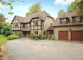 Thumbnail 5 bed detached house for sale in Burleigh Road, Ascot, Berkshire