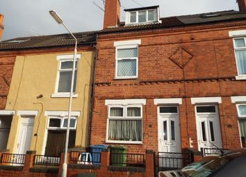 Thumbnail 3 bed terraced house for sale in Bentinck Street, Mansfield, Nottinghamshire
