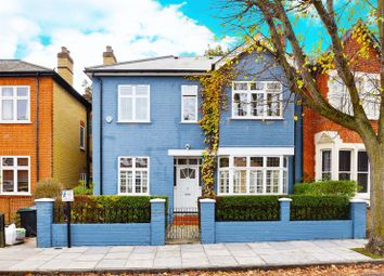 Thumbnail 5 bed terraced house for sale in Ossian Road, London