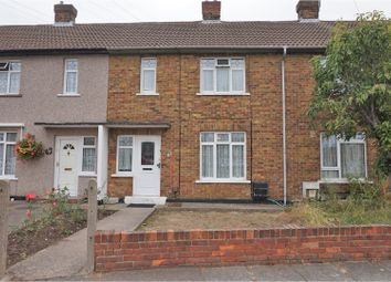 Thumbnail 3 bedroom terraced house for sale in Wellcome Avenue, Dartford