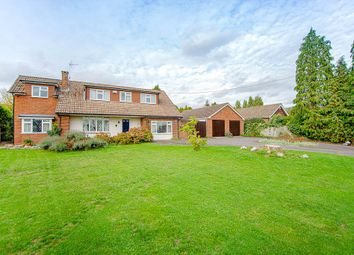 Thumbnail 4 bed detached house for sale in Church Lane, Trottiscliffe