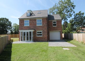 4 bed detached house for sale in Plot 5 Charles Close, Westfield Lane, South Elmsall WF9