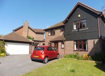 Thumbnail 4 bedroom detached house for sale in Rosemoor Lane, Oakwood, Derby