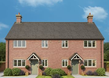 Thumbnail 1 bed semi-detached house for sale in Ash Gardens, Burcote Road, Wood Burcote, Towcester