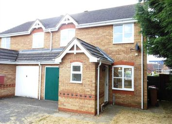 Thumbnail 3 bed semi-detached house to rent in Holly Close, Scunthorpe
