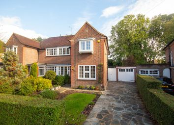 4 bed semi-detached house for sale in Hallam Gardens, Hatch End, Pinner HA5