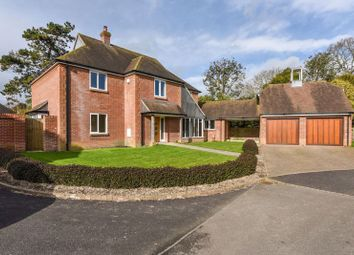 Thumbnail 5 bed detached house for sale in Laxton Meadow, Funtington, Chichester