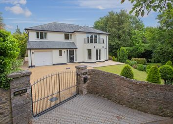 Thumbnail 5 bed detached house for sale in Middle Warberry Road, Warberries, Torquay