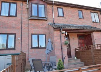 Thumbnail 2 bed terraced house for sale in Little Silver, Tiverton