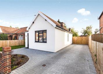 Thumbnail 3 bed semi-detached bungalow to rent in Laurel Avenue, Englefield Green, Egham, Surrey