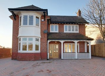 Thumbnail 4 bed detached house for sale in Mount Pleasant, Malpas Road, Newport