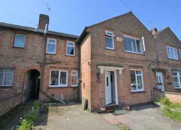 Thumbnail 3 bed terraced house to rent in Harlaxton Street, Leicester