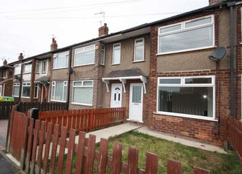 Thumbnail 2 bed terraced house to rent in Swaledale Avenue, Hull