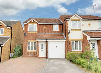 Thumbnail 3 bed semi-detached house for sale in The Shires, Forest Town, Mansfield, Nottinghamshire