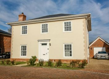 Thumbnail 4 bed detached house for sale in Chapel Farm Close, Gislingham, Eye