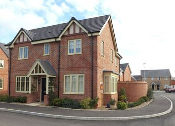 Thumbnail 4 bed detached house for sale in Tiggyhole, Boughton, Northampton