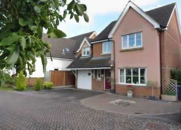 Thumbnail 4 bed detached house for sale in Cavendish Way, Highfields Caldecote, Cambridge