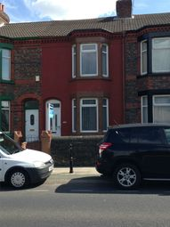 Thumbnail 3 bed terraced house for sale in Hawthorne Road, Bootle, Liverpool