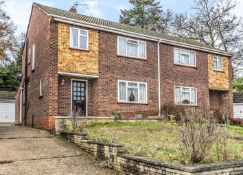 Thumbnail 3 bedroom semi-detached house to rent in Highfields, Sunningdale