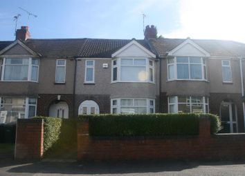 Thumbnail 3 bed terraced house to rent in Mulberry Road, Coventry