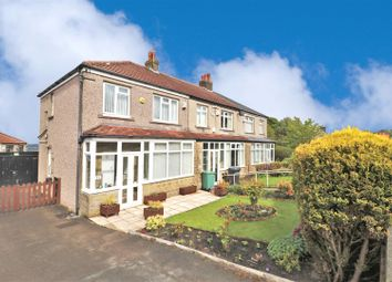Thumbnail 3 bed end terrace house for sale in Poplar Grove, Bradford