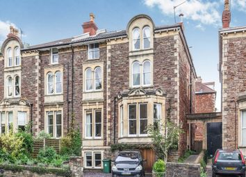Thumbnail 3 bed flat for sale in St Johns Road, Clifton, Bristol