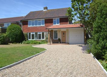 Thumbnail 5 bed detached house to rent in Old Camp Road, Summerdown, Eastbourne