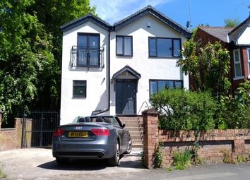 Thumbnail 4 bed detached house to rent in Brookburn Road, Manchester