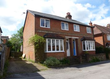 Thumbnail 3 bed semi-detached house for sale in Hill Rise, Twyford, Winchester